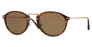 Persol PO3046S 24/57 CRYSTAL BROWN POLARIZEDHAVANA