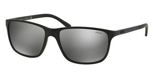 Polo PH4092 55056G GREY MIRROR SILVERMATTE BLACK