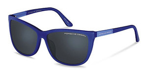 Porsche Design P8590 D mercury, silver mirroredblue