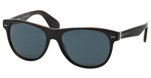 Ralph Lauren RL8129P 5260R5 GREYTOP BLACK ON JERRY TORTOISE