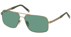 Rodenstock R7402 D sun protect - pilot - 85%light gold/olive
