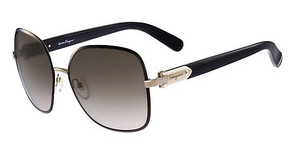 Salvatore Ferragamo SF150S 733 LIGHT GOLD/BLACK
