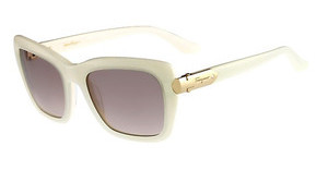 Salvatore Ferragamo SF763S 105 WHITE