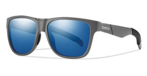 Smith LOWDOWN/N 6XR/QA BLUE SPMTSLDGREY