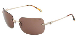 Tiffany TF3038B 60213G BROWNPALE GOLD