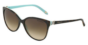 Tiffany TF4089B 81343B BROWN GRADIENTHAVANA/BLUE