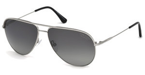 Tom Ford FT0466 17D grau polarisierendpalladium matt