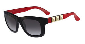 Valentino V691S 019 BLACK-RED