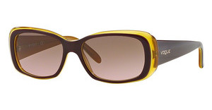 Vogue VO2606S 228714 PINK GRADIENT BROWNPURPLE/OPAL YELLOW