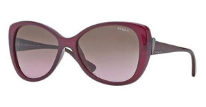 Vogue VO2819S 214814 VIOLET GRADIENTOPAL CHERRY