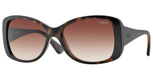 Vogue VO2843S W65613 BROWN GRADIENTDARK HAVANA