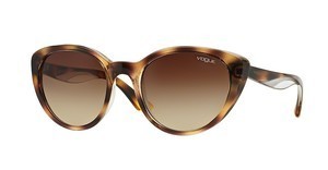 Vogue VO2963S 191613 BROWN GRADIENTTOP HAVANA/TRANSPARENT