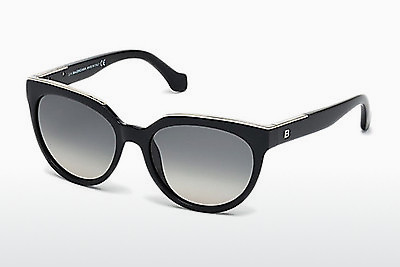 Ophthalmic Glasses Balenciaga BA0020 01B - Black, Shiny