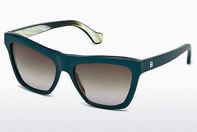 Ophthalmic Glasses Balenciaga BA0057 89B - Blue, Turquoise
