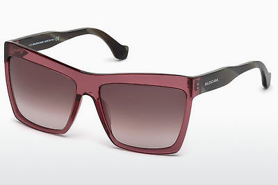 Ophthalmic Glasses Balenciaga BA0089 69T - Burgundy, Shiny