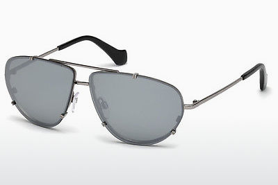 Ophthalmic Glasses Balenciaga BA0097 14C - Grey, Shiny