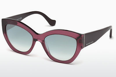 Ophthalmic Glasses Balenciaga BA0103 69C - Burgundy, Shiny