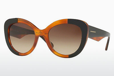 Ophthalmic Glasses Burberry BE4253 365013 - Black, Orange