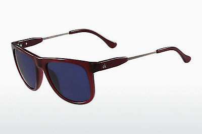 Ophthalmic Glasses Calvin Klein CK3186S 607 - Burgundy, Red