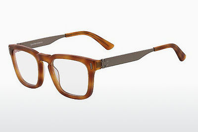 Ophthalmic Glasses Calvin Klein CK8018 240 - Tortoise, Orange