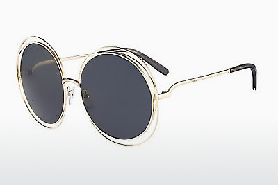 Ophthalmic Glasses Chloé CE114S 731 - Gold, Transparent, Grey