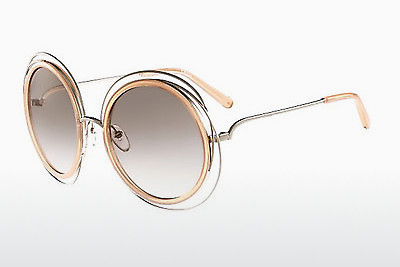 Ophthalmic Glasses Chloé CE120S 724 - Gold, Transparent