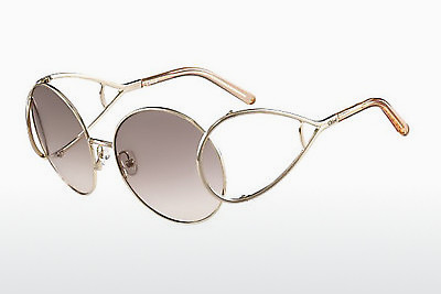 Ophthalmic Glasses Chloé CE124S 724 - Gold