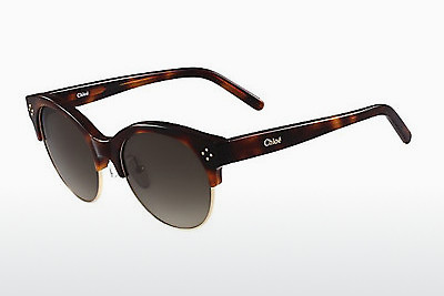Ophthalmic Glasses Chloé CE704S 218 - Havanna
