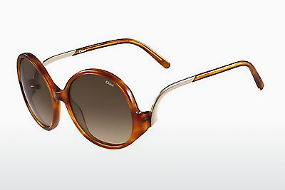 Ophthalmic Glasses Chloé CE707S 725 - Brown, Havanna