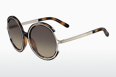Ophthalmic Glasses Chloé CE708S 218 - Havanna