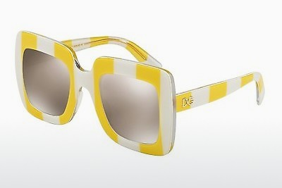 Ophthalmic Glasses Dolce & Gabbana DG4263 30255A - Yellow