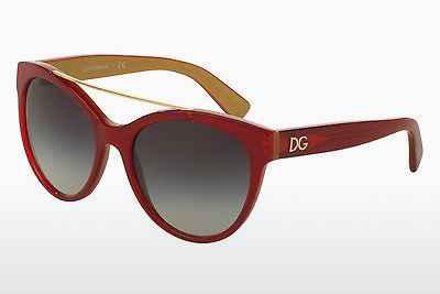 Ophthalmic Glasses Dolce & Gabbana DG4280 29688G - Red, Gold