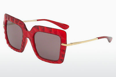 Ophthalmic Glasses Dolce & Gabbana DG6111 31477N - Transparent, Red