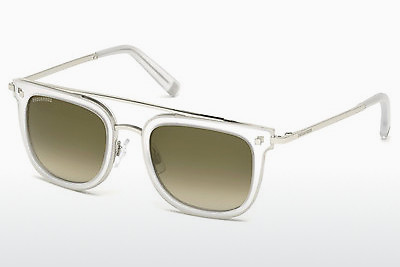 Ophthalmic Glasses Dsquared DQ0201 27P - White