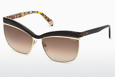 Ophthalmic Glasses Emilio Pucci EP0009 56F - Havanna