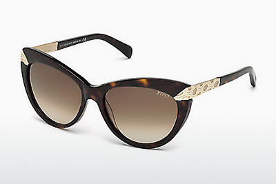 Ophthalmic Glasses Emilio Pucci EP0017 52F - Brown, Dark, Havana