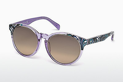 Ophthalmic Glasses Emilio Pucci EP0028 78Z - Purple, Shiny