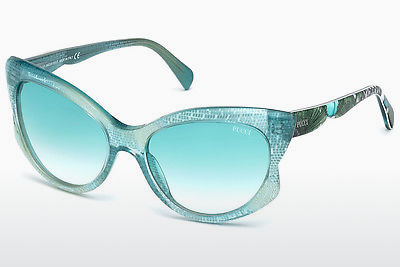 Ophthalmic Glasses Emilio Pucci EP0049 89W - Blue, Turquoise