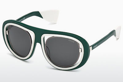 Ophthalmic Glasses Emilio Pucci EP0059 96A - Green, Dark, Shiny