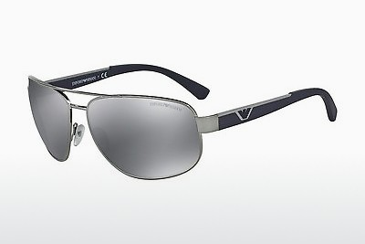 Ophthalmic Glasses Emporio Armani EA2036 30106G - Grey, Gunmetal