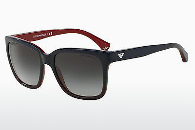 Ophthalmic Glasses Emporio Armani EA4042 53478G - Blue, Red