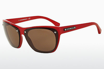 Ophthalmic Glasses Emporio Armani EA4059 547673 - Red, Transparent