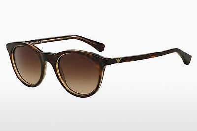 Ophthalmic Glasses Emporio Armani EA4061 546513 - Brown, Havanna