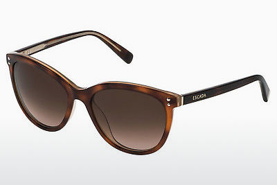 Ophthalmic Glasses Escada SES442 09TA - Brown, Havanna