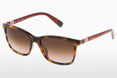 Ophthalmic Glasses Furla SU4965 09AJ - Brown, Havanna