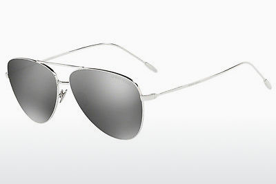 Ophthalmic Glasses Giorgio Armani AR6049 30156G - Silver
