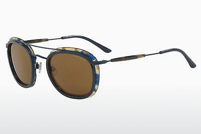 Ophthalmic Glasses Giorgio Armani AR6054 317173 - Grey, Blue, Brown, Havanna