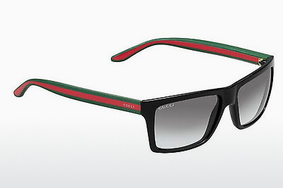 Ophthalmic Glasses Gucci GG 1013/S 51N/PT - Black, Green, Red