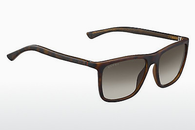 Ophthalmic Glasses Gucci GG 1132/S DWJ/HA - Brown, Havanna