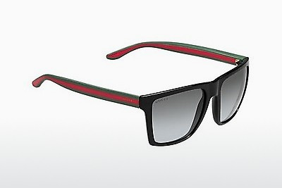 Ophthalmic Glasses Gucci GG 3535/S 51N/PT - Black, Green, Red